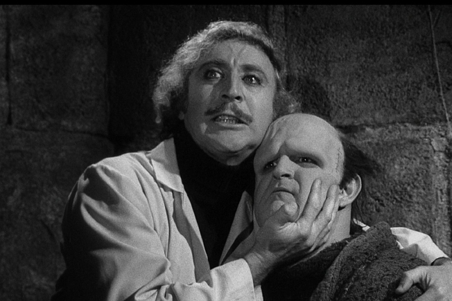 "New Life for ""Young Frankenstein"""