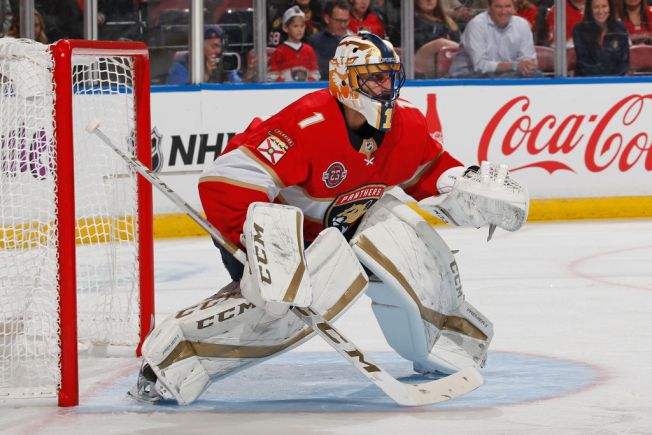 Roberto Luongo Makes 26 Saves as Florida Panthers Beat Edmonton Oilers
