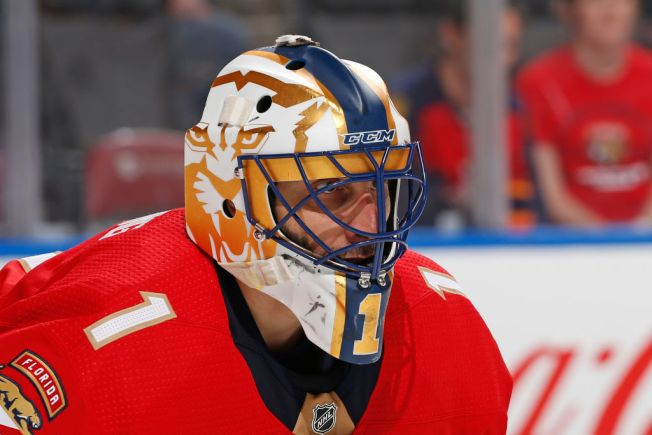 Longtime Florida Panthers Goalie Roberto Luongo Figuring Out What S