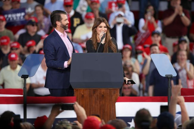 Donald Trump Jr., Girlfriend Getting $50K for Speaking Engagement at University of Florida