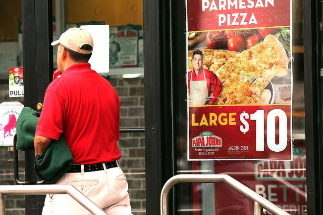 Man Orders Pizza to Check on Grandmother Living in North Florida Following Hurricane Matthew