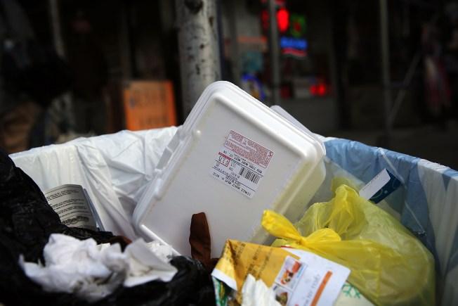 Styrofoam Ban To Begin July 1 In Miami-Dade Parks, Beaches