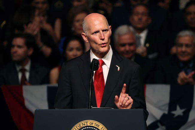 Gov. Rick Scott's Office Broke Promise To LGBTQs: Lawmaker