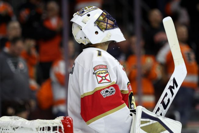 Roberto Luongo Stops 35 Shots In Florida Panthers Shutout Win Over