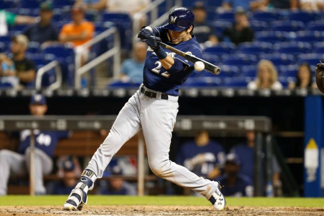 Former Marlins Star Christian Yelich's Big Night Lifts Milwaukee Over Miami