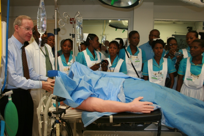 "Student Nurses Vow to Return to Haiti ""With Changes"""
