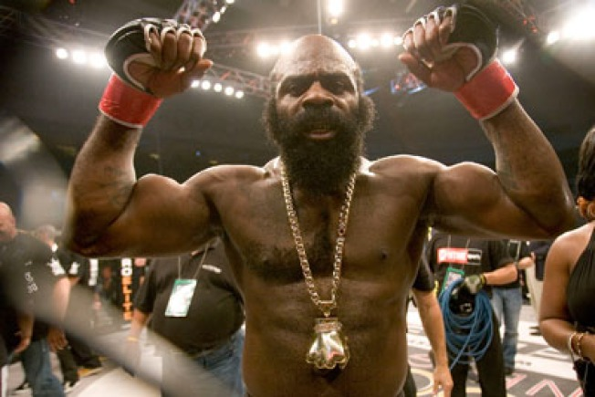 Sumo Slice: Kimbo to Fight Japanese Wrestler