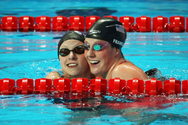 Swimming Showdown: Franklin, Ledecky Vie for Gold in Rio