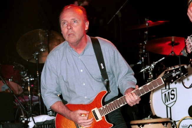 Rock Guitarist Ronnie Montrose Dies in Millbrae