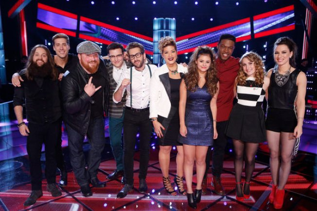 """""""The Voice"""" Gets Its Top 10, With a Twitter Twist"""
