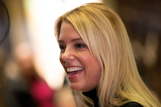 Pam Bondi still being considered for job in Donald Trump administration