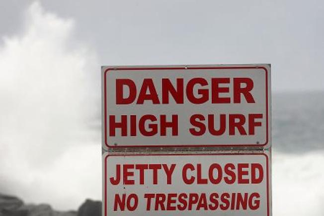 Officials: Beware of Rip Currents off SoFla