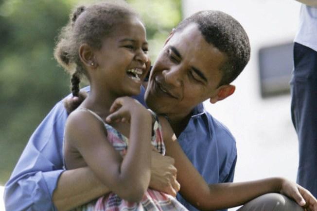 Mr. President, Make It Rain Candy!