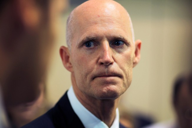 Florida Gov. Scott Presses for Zika Money, Blasts Democrats