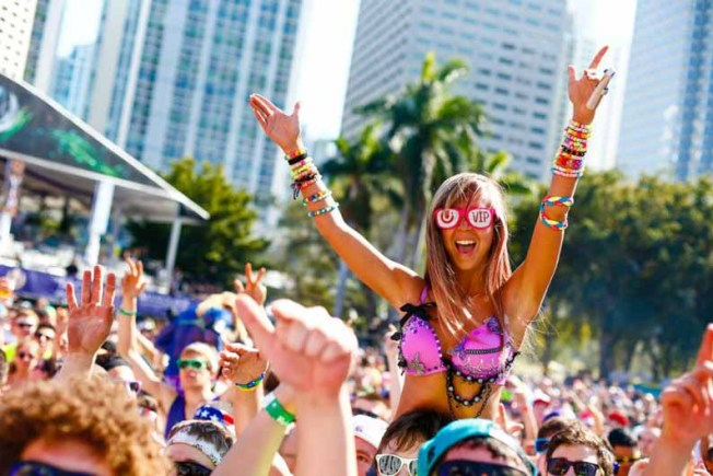 Ultra Releases Phase One Lineup for 2015