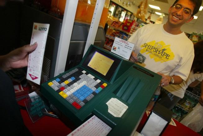 Even the Lotto Loses in a Recession