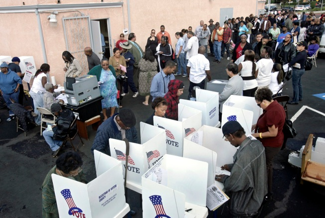 2008 Turnout Shatters All Records