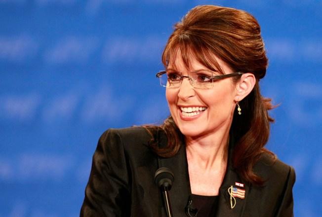 Sarah Palin Inks Deal for Tell-All Memoir