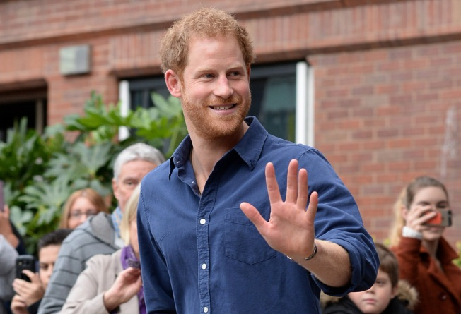 Prince Harry just opened up about experiencing panic attacks