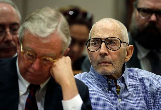 Robert Durst of 'The Jinx' to Stand Trial in LA Killing