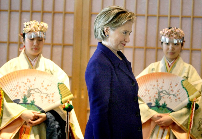 U.S., North Korea Trade Barbs as Clinton Visits Asia