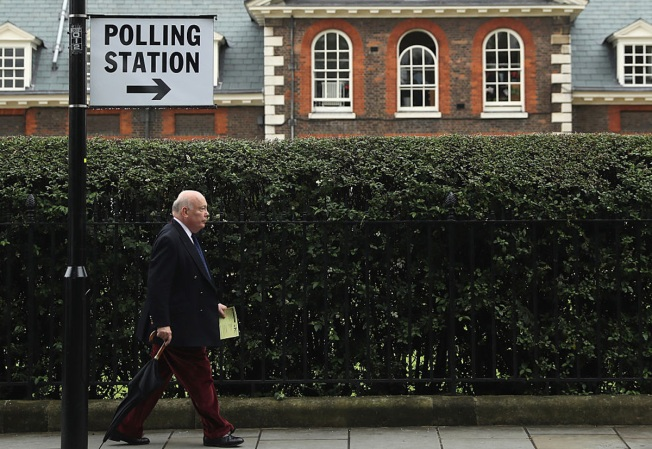 UK Contenders Trade Blows on Last Day of Election Campaign