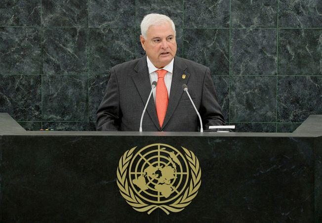 Former Panamanian Ricardo Martinelli President Detained in US