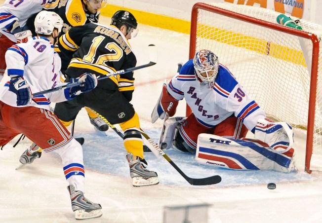 NHL Last Night: Bruins Back on Top