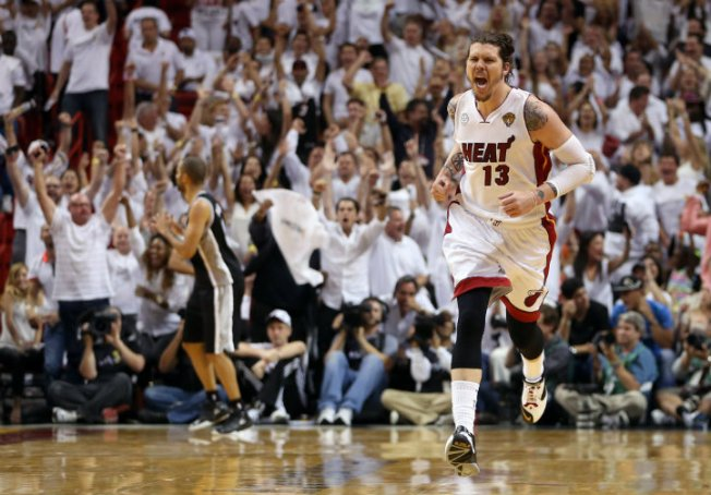Heat Waive Mike Miller Using Amnesty Provision