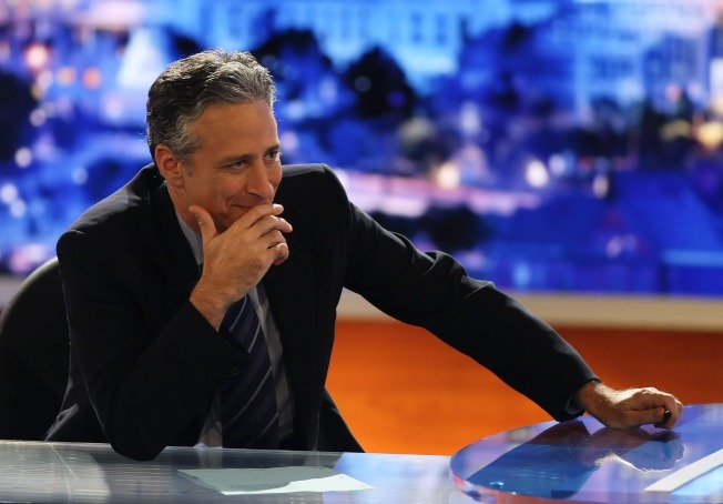 Be Like Jon Stewart — Search for Specific TV Quotes