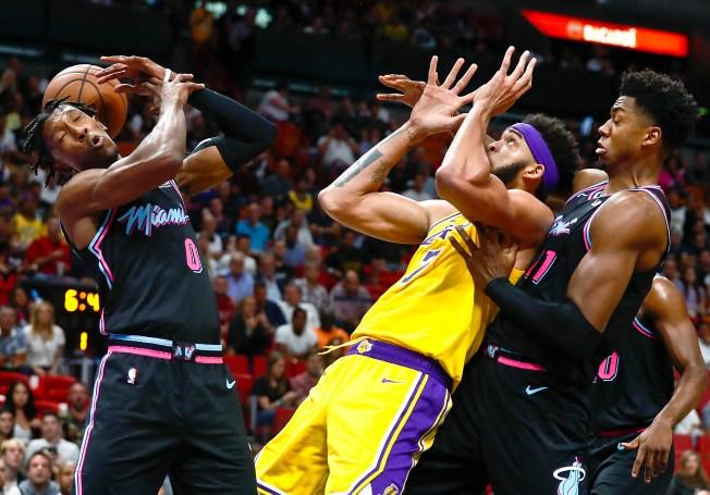 167baa012 Living Well With Cardiovascular Disease. AP. Miami Heat guard Josh  Richardson ...