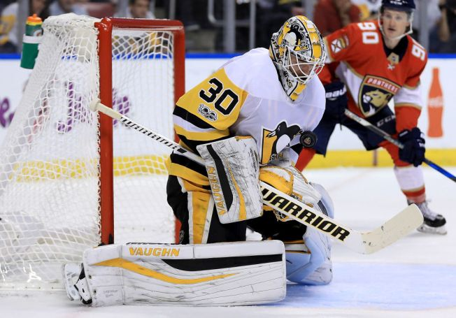 Murray Shines Again as Pittsburgh Penguins Drop Florida Panthers