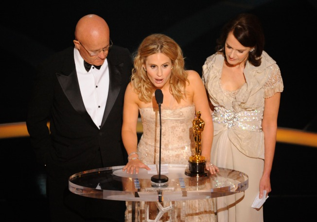 Ledger's Oscar Goes to His Daughter