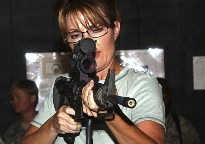 Palin: I Love Marco Rubio. Call Me!