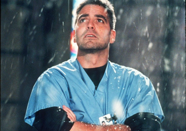 Paging Dr. Clooney, One More Time