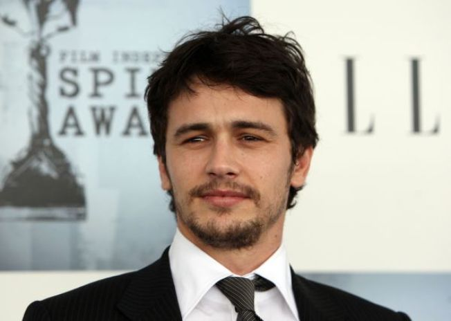"""Spidey"" Star James Franco Nets Book Deal"