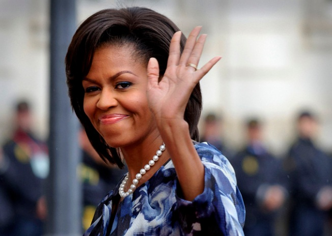 Michelle Obama Set to Rock Freedom Tower