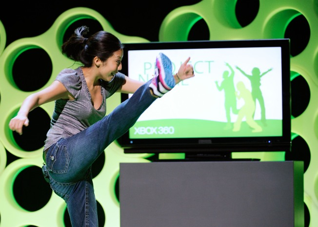 More Wii to the People: Rivals Target Nintendo with New Gizmos