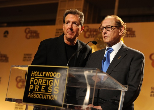 Former Golden Globes Publicist Sues, Claims Payola