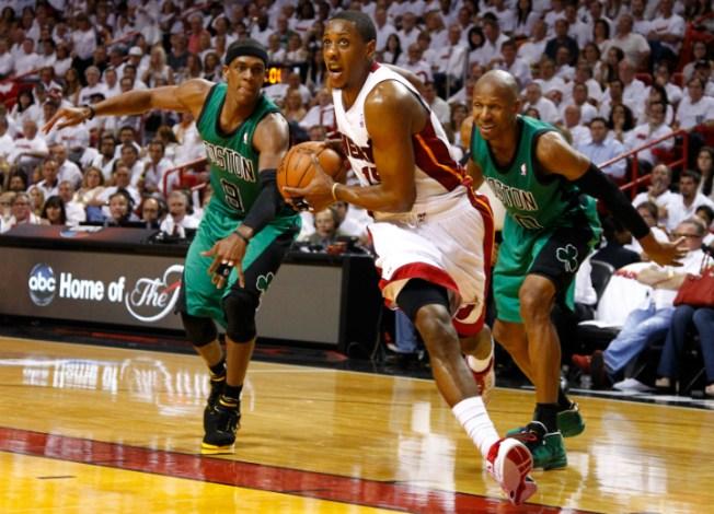 Miami Heat Exercise Option To Keep Mario Chalmers