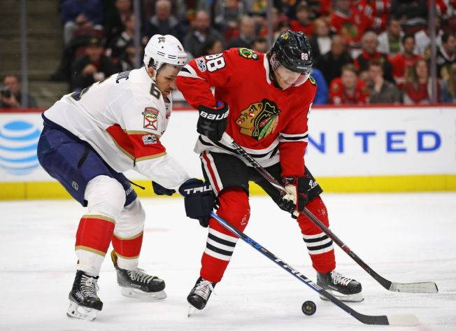 Florida Panthers Drop Heartbreaker in Overtime Against Chicago