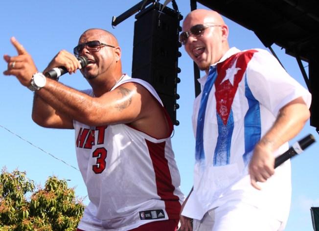 Pitbull Beats DUI Rap