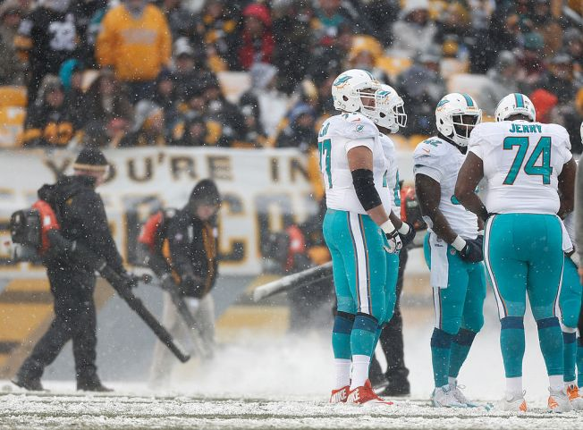 Miami Dolphins Preparing to Deal With Cold Weather, Playoff Inexperience Ahead of Sunday's Game