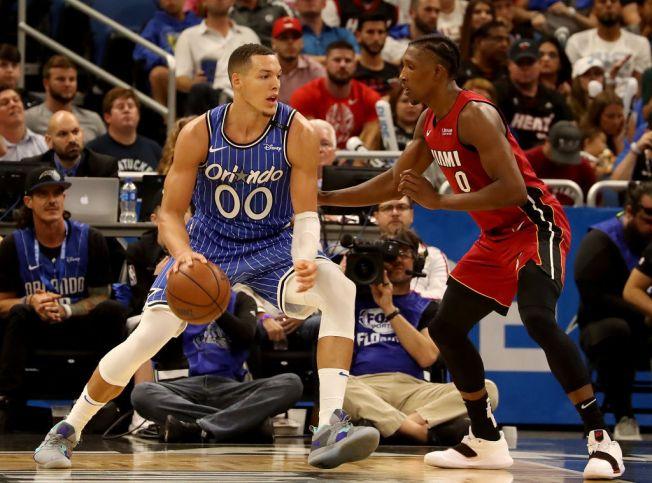 Aaron Gordon Scores 20 as Orlando Magic Run Away With Win Over Miami Heat
