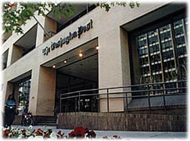 Washington Post Folding Business Section