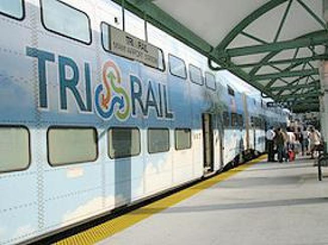 Person Struck By Tri-Rail Train in Boca Raton