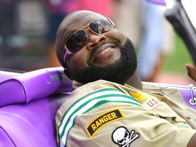 10/25: Rick Ross, the Big Boss (and friends)