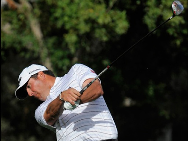 Record Minus 20 for Perez After 36 Holes