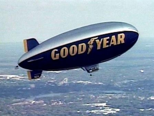 Ohio-Based Goodyear Blimp Taking Its Talents to Pompano Beach