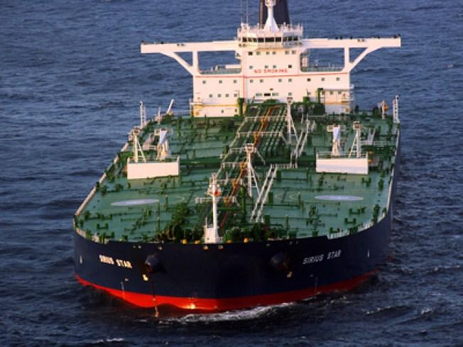 Pirates Hijack Tanker in Gulf of Aden